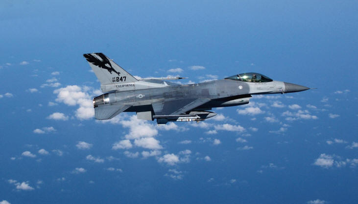 F-16 - California Air National Guard 144th Fighter Wing